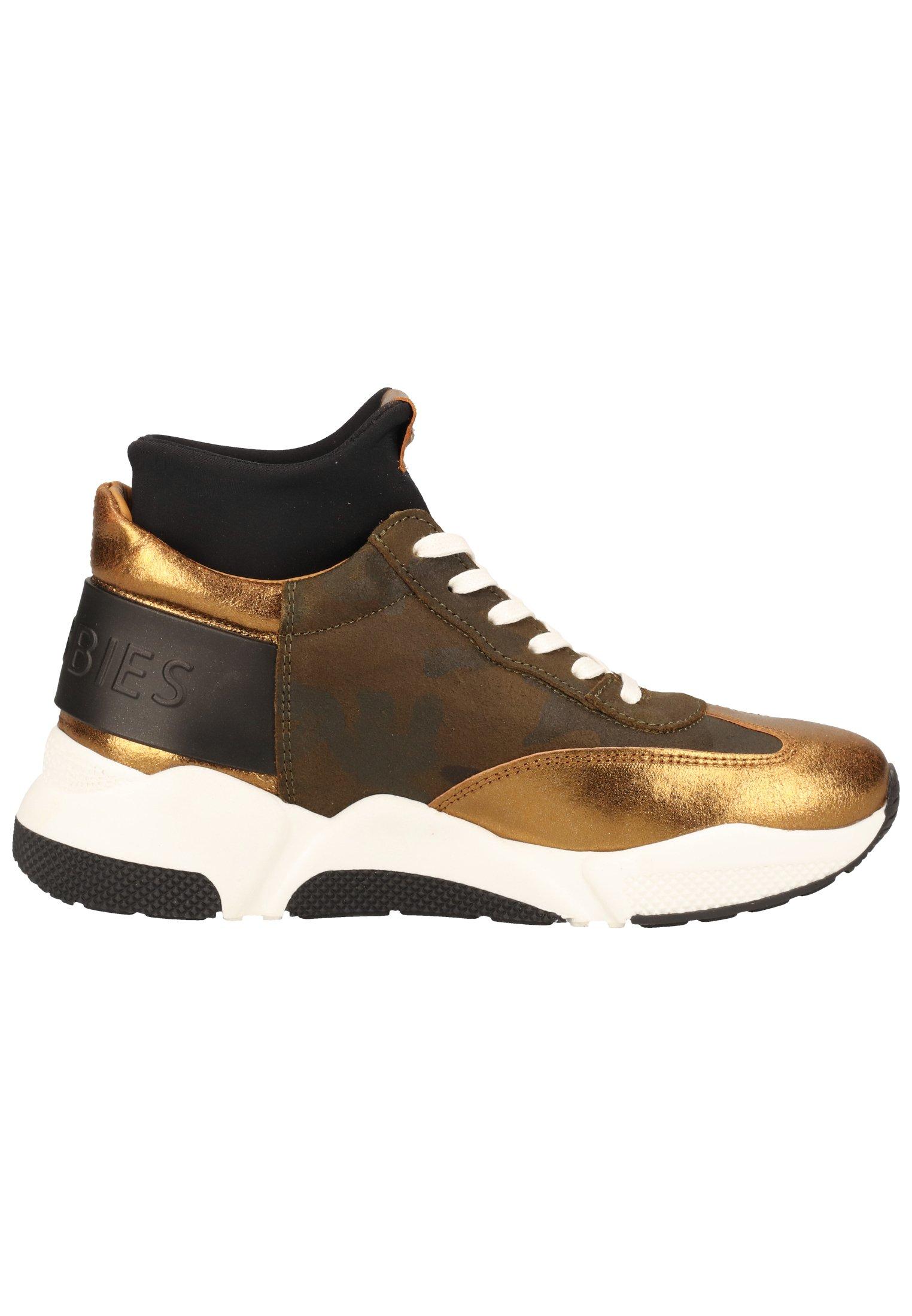 Shabbies Amsterdam Sneakersy niskie - gold