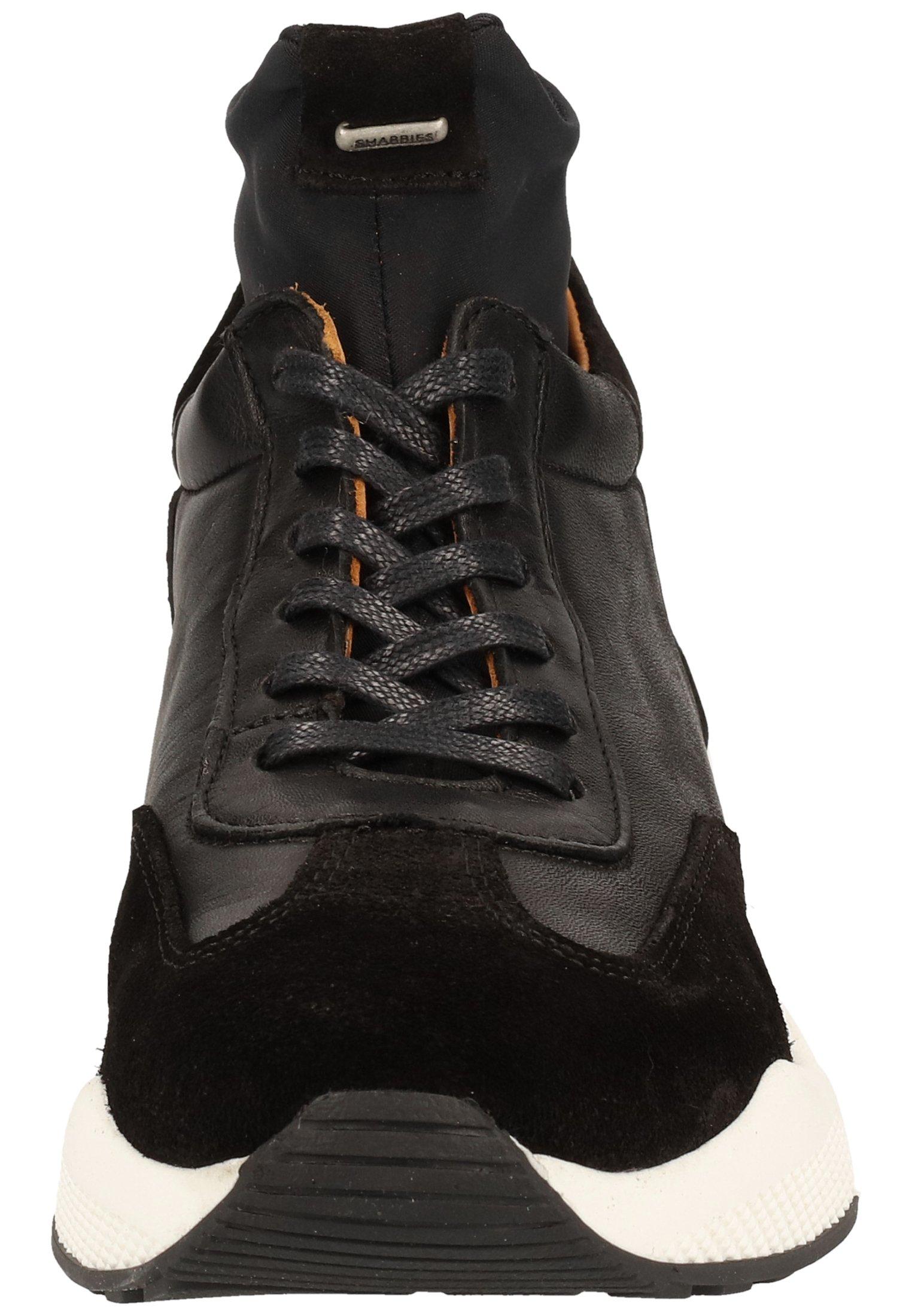 Shabbies Amsterdam Sneaker high - black - Black Friday