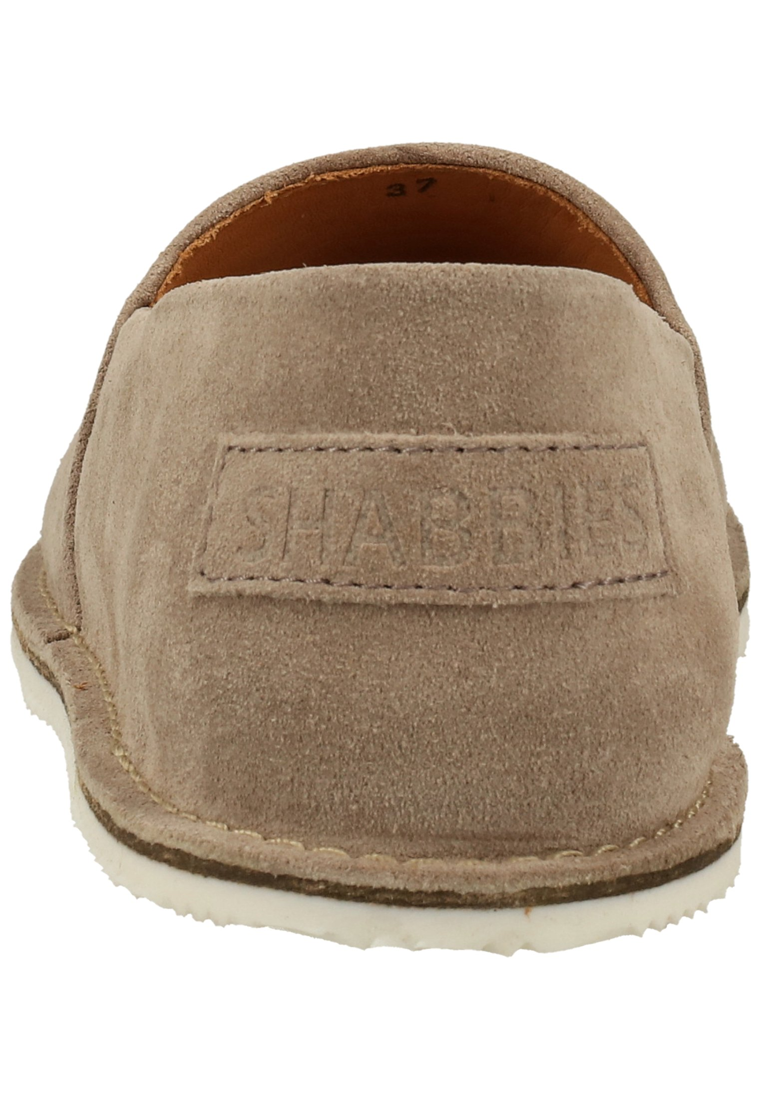 Shabbies Amsterdam Slipper - Mocassins Grey 3350 Ke9nopt