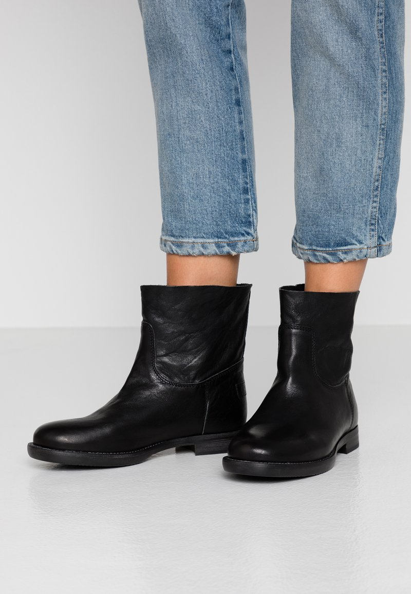 Shabbies Amsterdam - Classic ankle boots - black