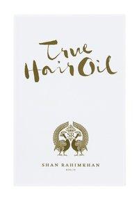 SHAN RAHIMKHAN - TRUE HAIR OIL  - Soin des cheveux - - - 2