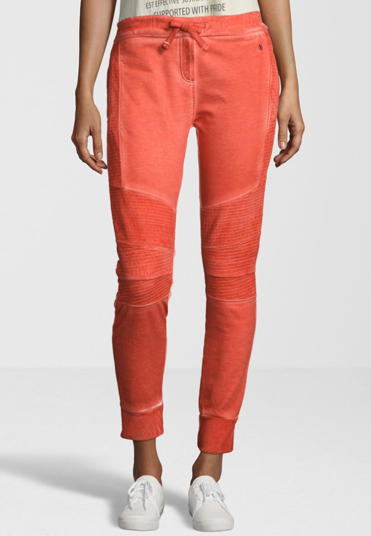 Shirts for Life - Tracksuit bottoms - coral