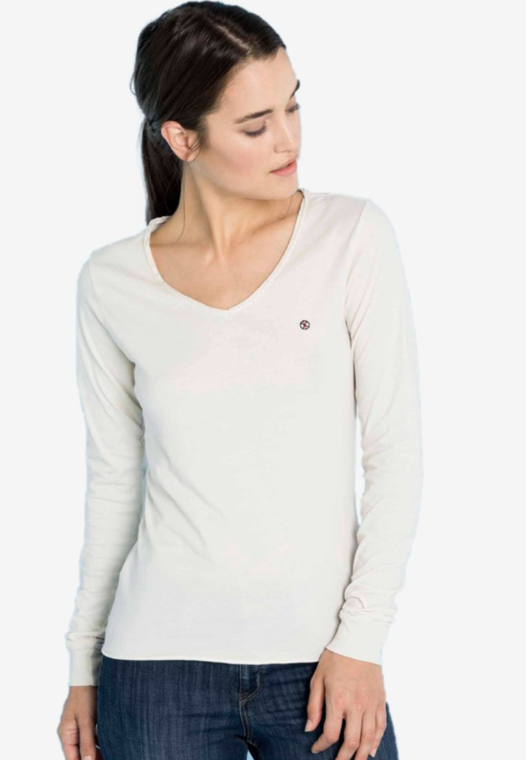 Shirts for Life - HANNA - Long sleeved top - off-white