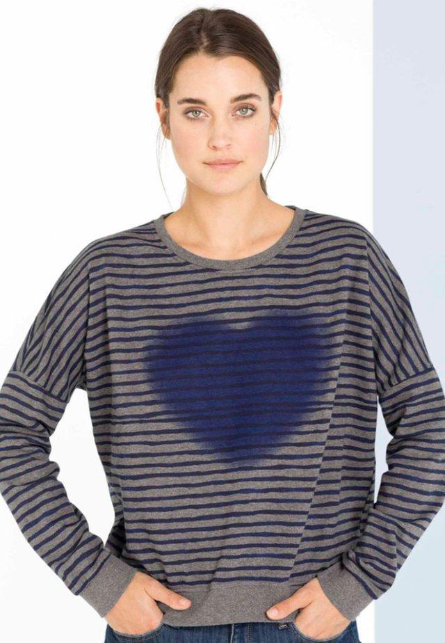 KATHI  - Sweatshirt - blue