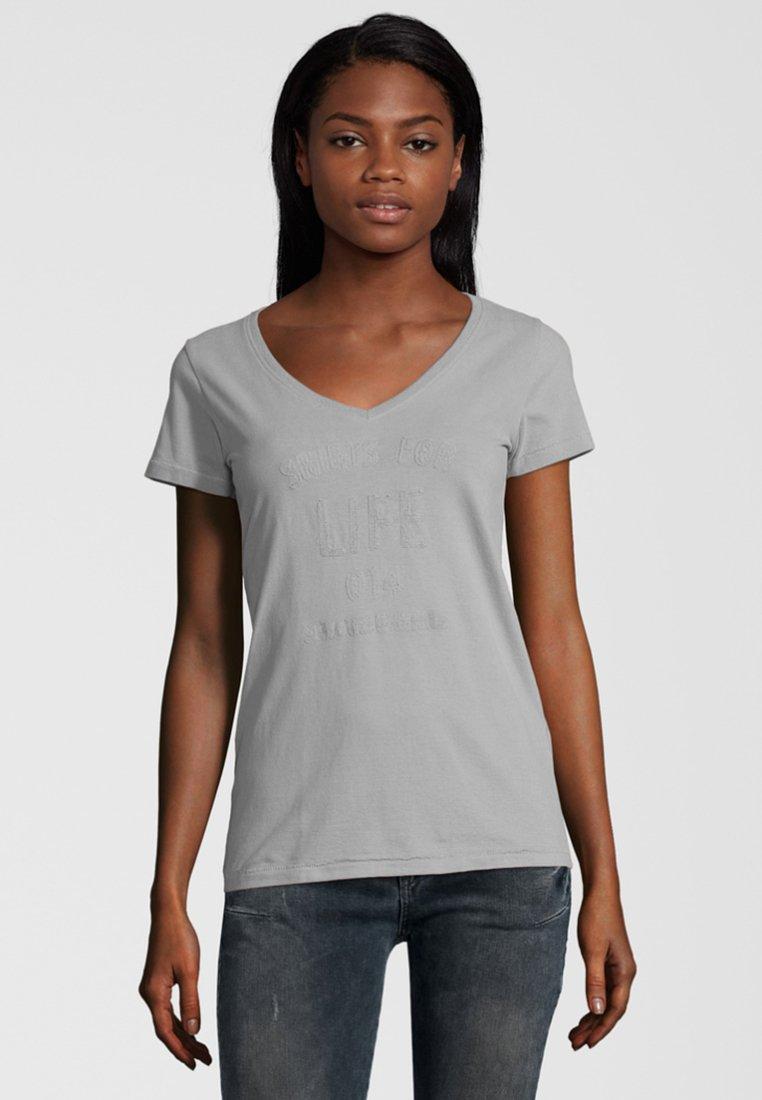 Shirts for Life - MARINA - Print T-shirt - blue