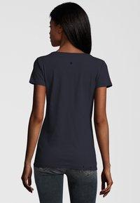 Shirts for Life - MARINA - Print T-shirt - dark blue - 1