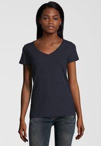 Shirts for Life - MARINA - Print T-shirt - dark blue - 0