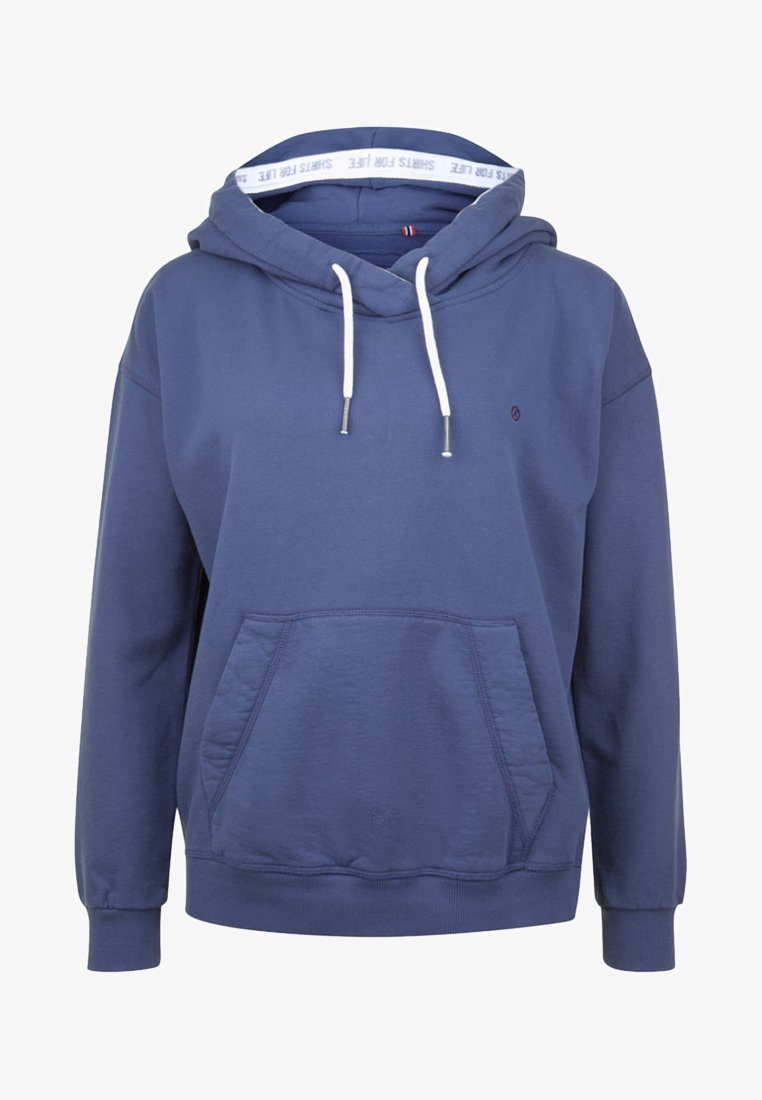 Shirts for Life - PHILLINE - Hoodie - blue  denim