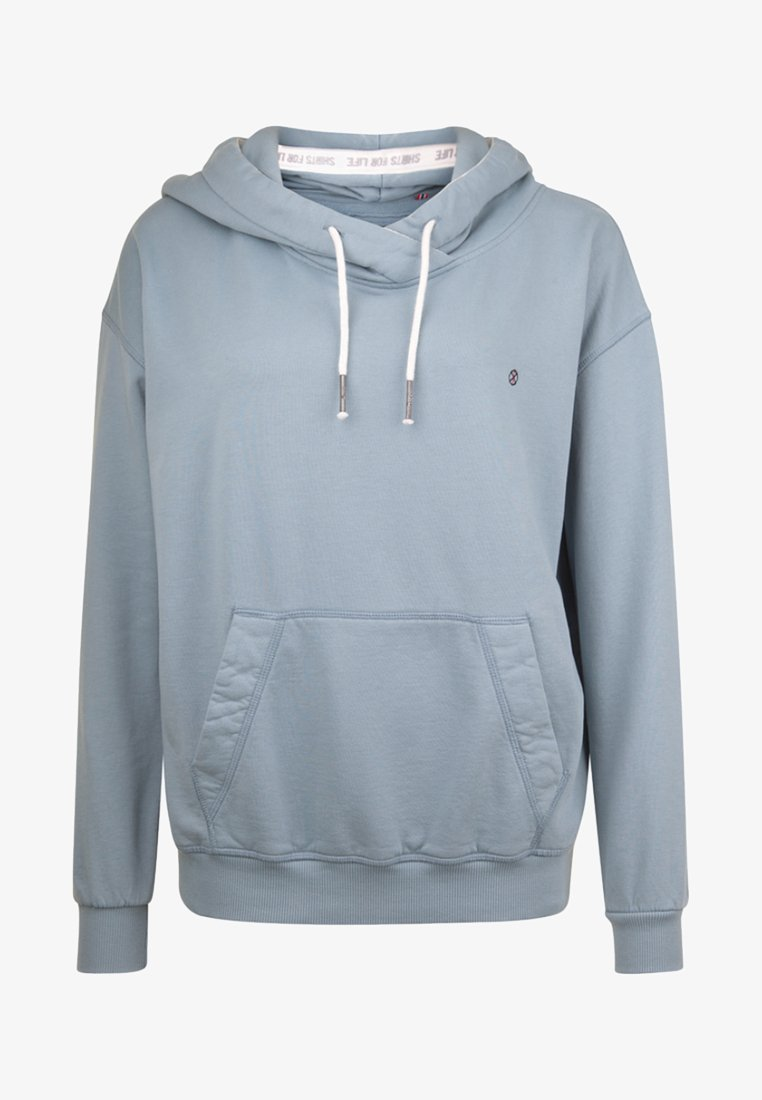Shirts for Life - PHILLINE - Hoodie - pale blue