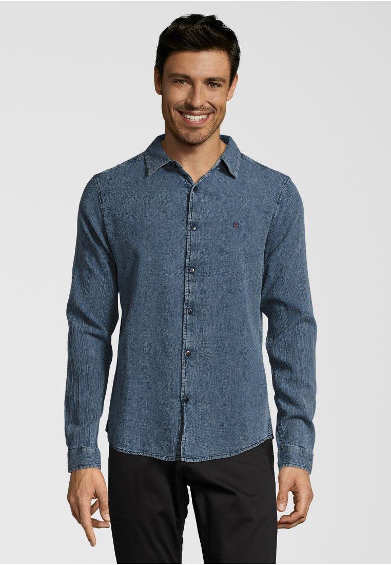 Shirts for Life - JAMIE - Shirt - blue denim