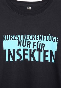 Shirts for Life - Print T-shirt - navy/turki - 3