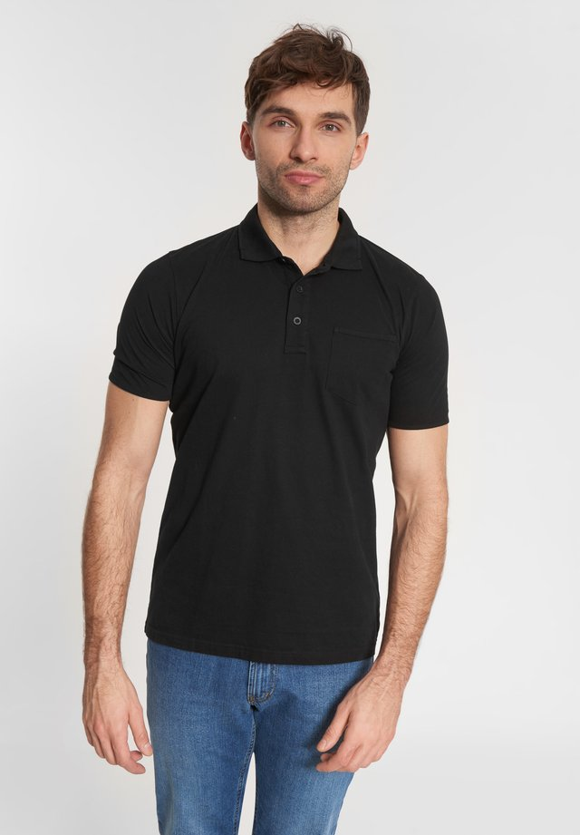 WERNER - Polo shirt - black