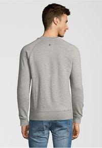 Shirts for Life - NORMAN - Zip-up hoodie - grey melange - 1