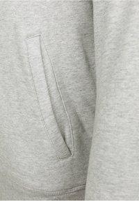 Shirts for Life - NORMAN - Zip-up hoodie - grey melange - 3