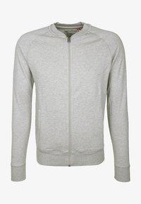 Shirts for Life - NORMAN - Zip-up hoodie - grey melange - 4