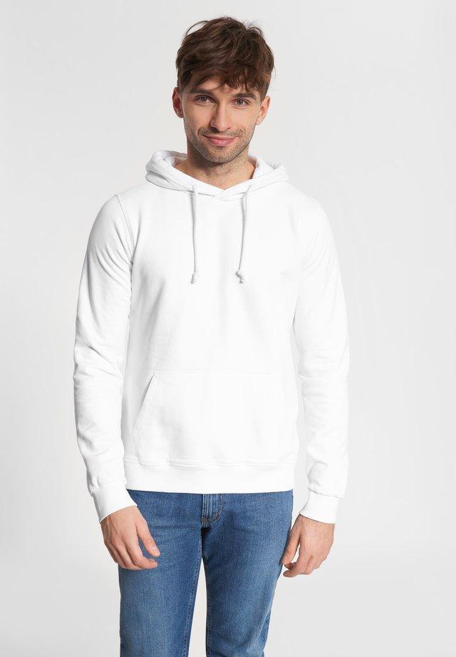 MATTEO - Hoodie - white