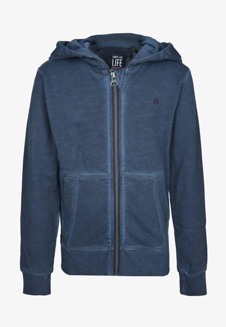 Shirts for Life - Zip-up hoodie - navy
