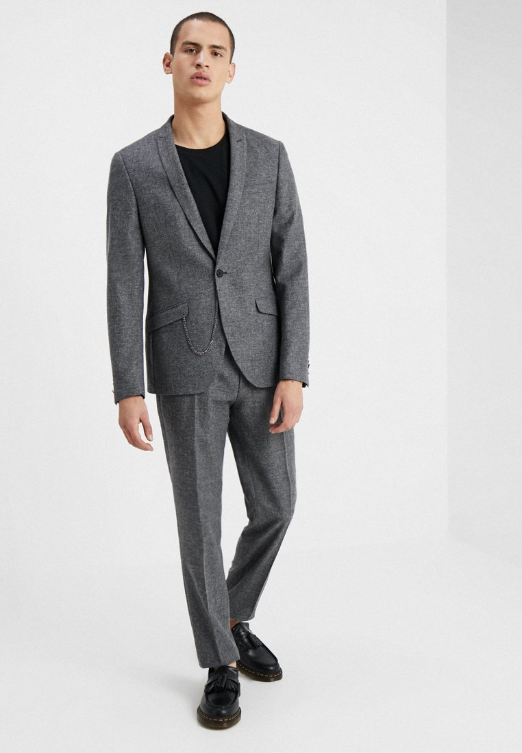 Shelby & Sons - BLACKPOOL SUIT - Anzug - grey