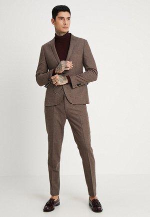BLACKPOOL SUIT - Oblek - brown