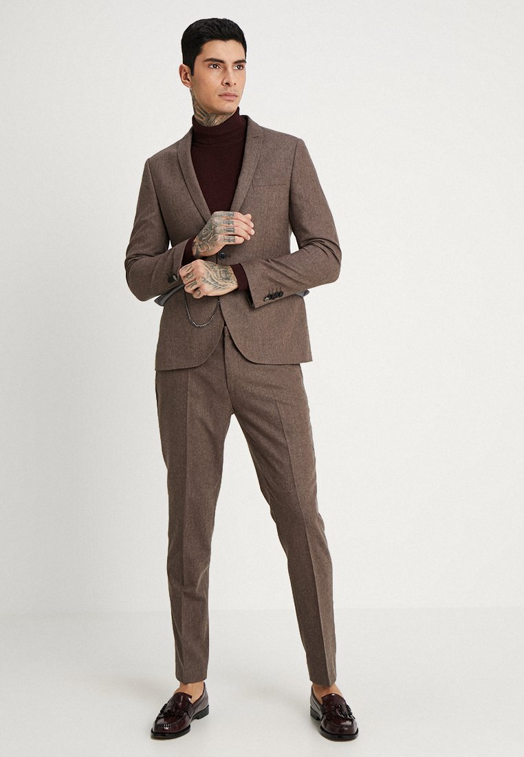 Shelby & Sons - BLACKPOOL SUIT - Anzug - brown