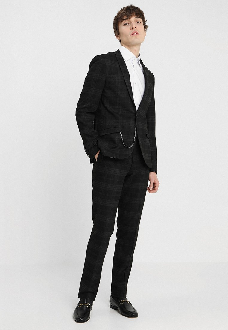 Shelby & Sons - BOLTON SUIT SLIM FIT - Anzug - navy