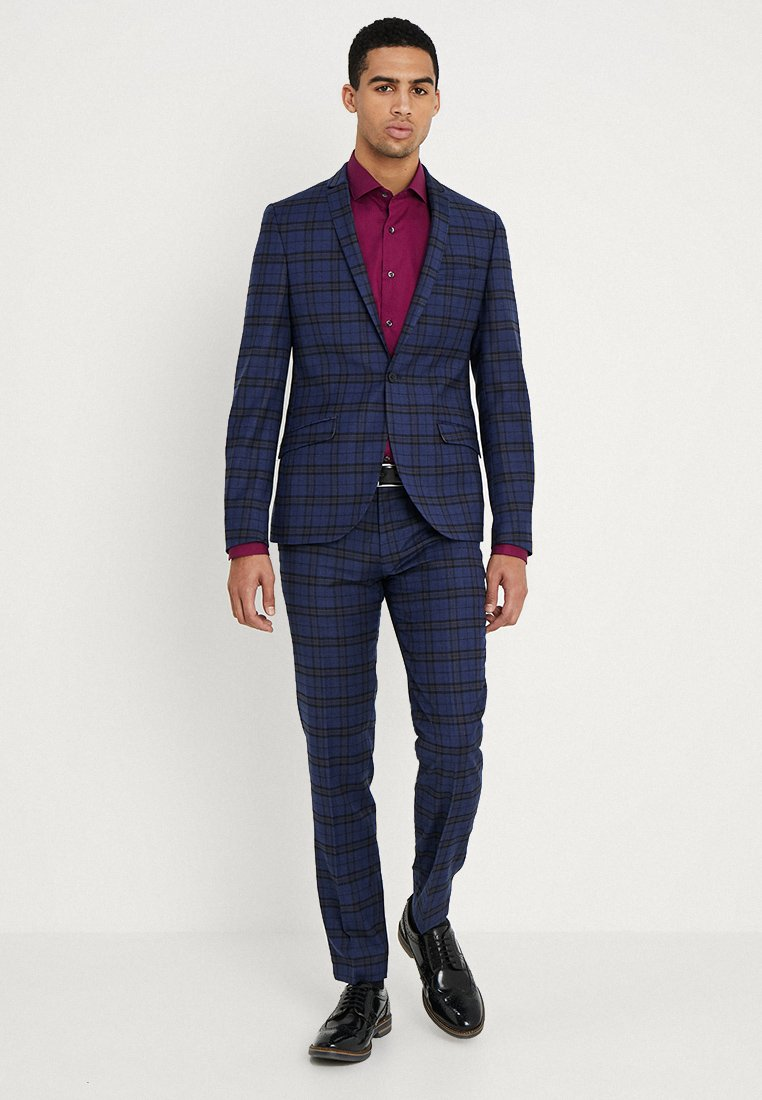 Shelby & Sons - WIGAN SUIT - Anzug - blue