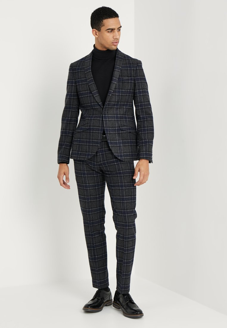 Shelby & Sons - BURNLEY SUIT - Anzug - grey