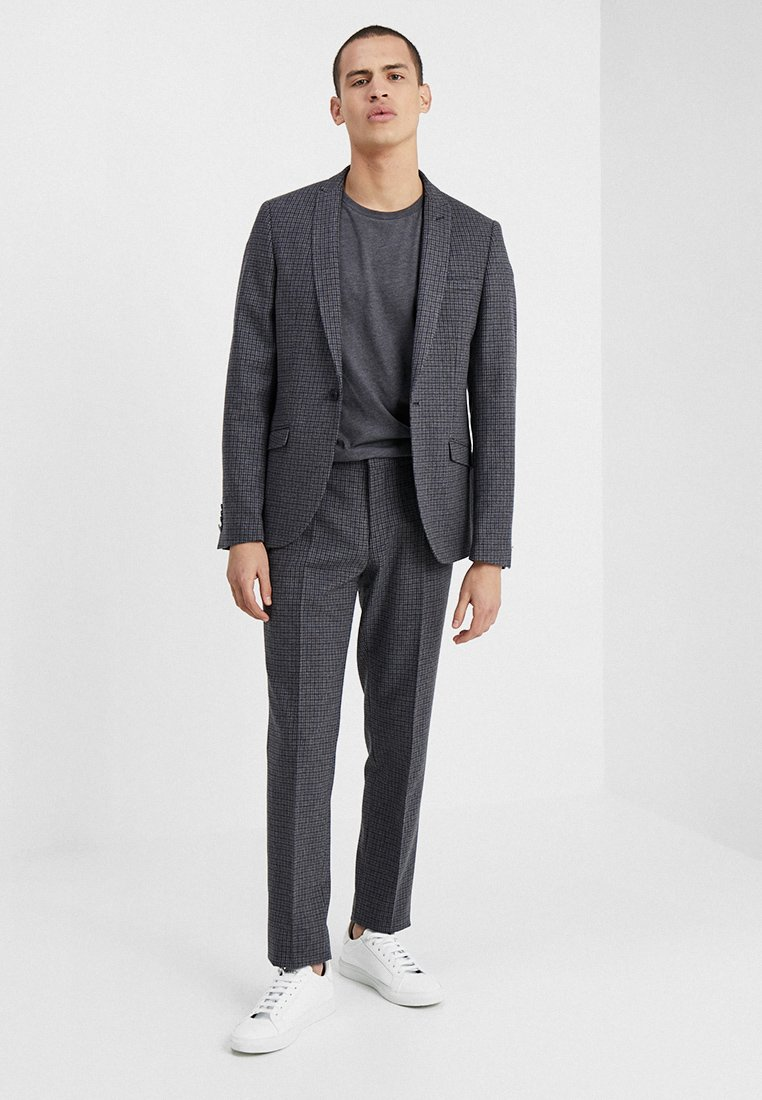 Shelby & Sons - HALIFAX SUIT - Anzug - charcoal/blue