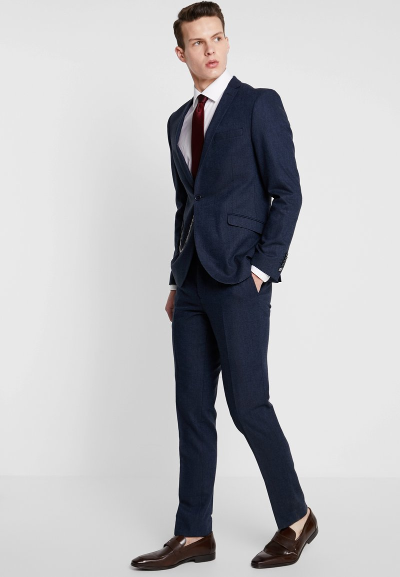 Shelby & Sons - NEWTOWN SUIT - Suit - navy