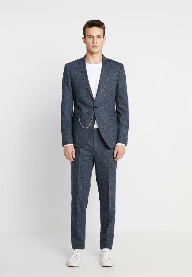 NEWTOWN SUIT - Anzug - mid blue
