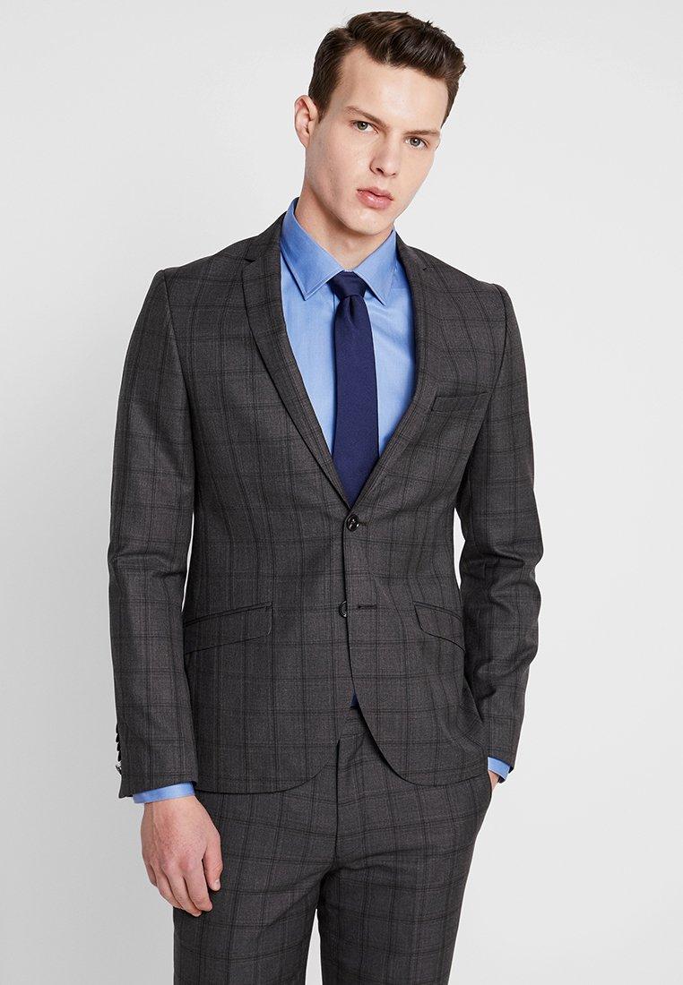 SuitCostume Dark Sons Shelbyamp; Brown Rednal 4LSAjc35Rq