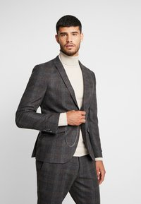 Shelby & Sons - SHELDON SUIT - Anzug - charcoal - 2