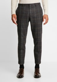 Shelby & Sons - SHELDON SUIT - Anzug - charcoal - 4