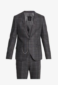 Shelby & Sons - SHELDON SUIT - Anzug - charcoal - 9