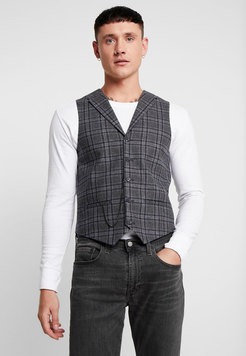 Shelby & Sons - HOCKLEY  - Smanicato - grey