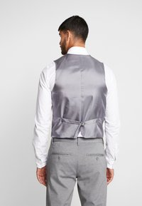 Shelby & Sons - BARTLEY WAISTCOAT - Smanicato - charcoal - 2