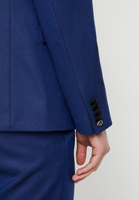 Shelby & Sons - COFTON TUX SUIT - Completo - navy - 7