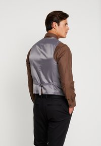 Shelby & Sons - MERE WAISTCOAT - Weste - grey - 2
