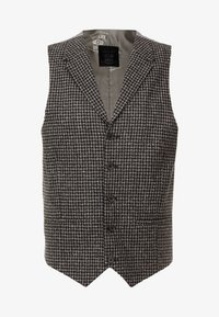Shelby & Sons - MERE WAISTCOAT - Weste - grey - 4