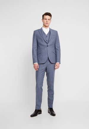 GOSPORT SUIT - Oblek - blue