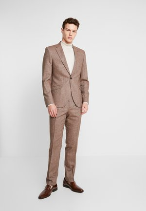 CRANBROOK SUIT - Oblek - light brown