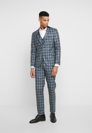 LEYBURN 3PC SUIT - Suit - blue