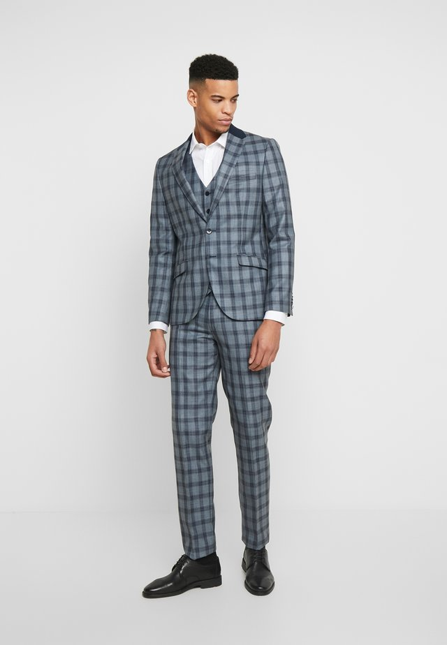 LEYBURN 3PC SUIT - Jakkesæt - blue