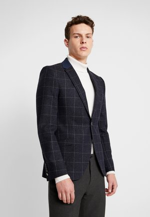 RUTLAND - Blazer jacket - blue