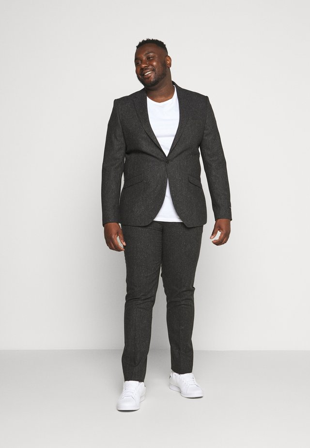 CRANBROOK SUIT PLUS - Suit - charcoal