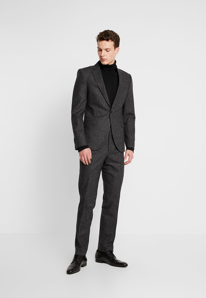 Shelby & Sons - CRANBROOK SUIT - Suit - charcoal