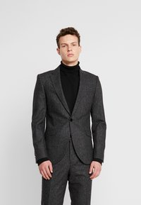 Shelby & Sons - CRANBROOK SUIT - Suit - charcoal - 2
