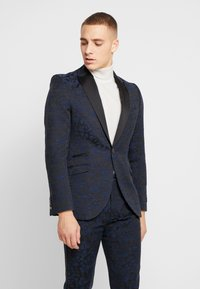 Shelby & Sons - OTLEY TUX SUIT - Oblek - navy - 2