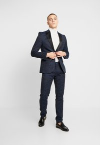 Shelby & Sons - OTLEY TUX SUIT - Oblek - navy - 0