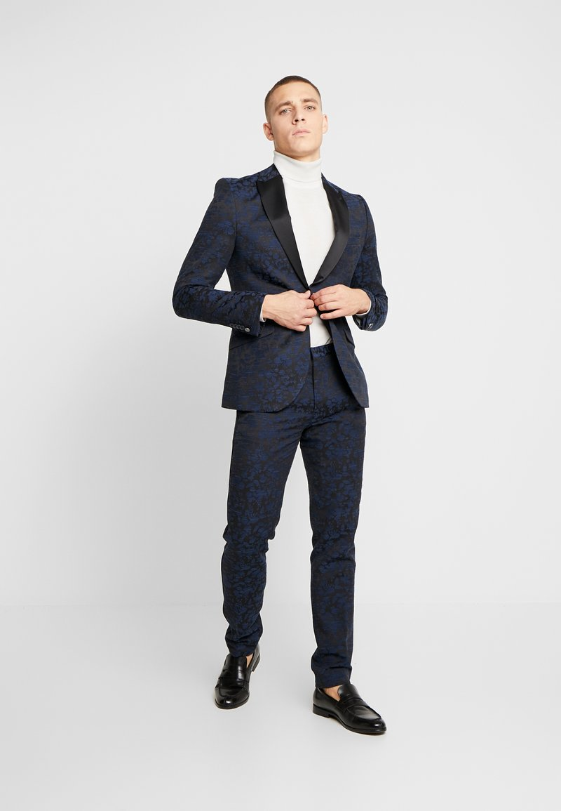 Shelby & Sons - OTLEY TUX SUIT - Oblek - navy